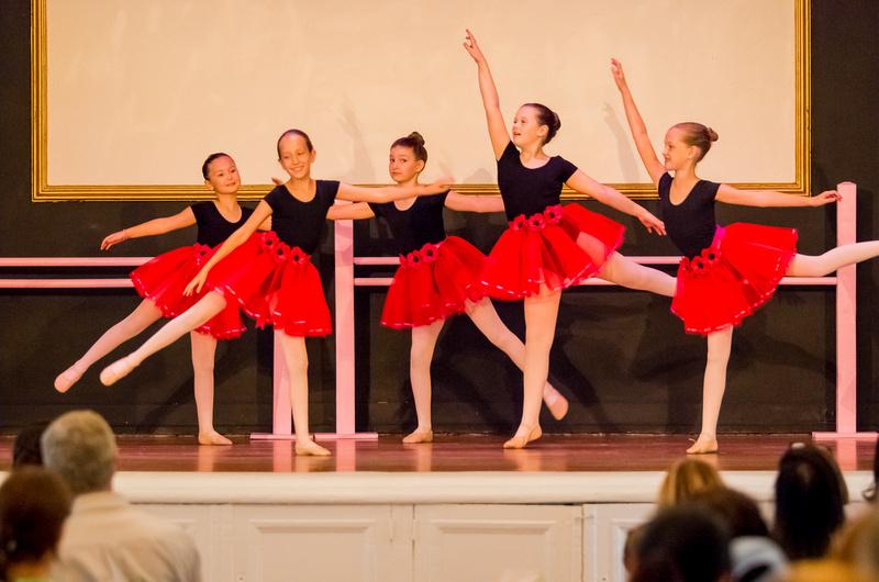 Show 2 - Waltzing Ballerinas
