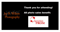 Operation Prom's 10th Anniversary - Life, the Place to Be, Ardsley, NY, January 23rd, 2014
